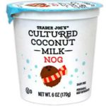 Trader Joe's Cultured Coconut Milk Nog