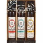 Trader Joe's Mediterranean Olive Oil Set