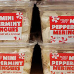 Trader Joe's Mini Peppermint Meringues