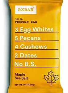 RXBar Maple Sea Salt Protein Bar