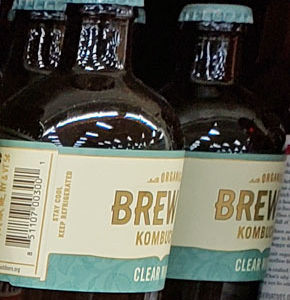 Brew Dr. Clear Mind Kombucha