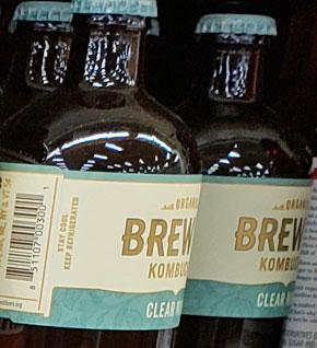 Brew Dr. Clear Mind Kombucha