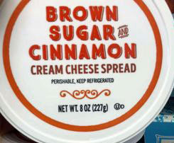 Trader Joe's Brown Sugar & Cinnamon Cream Cheese SpreadTrader Joe's Brown Sugar & Cinnamon Cream Cheese Spread