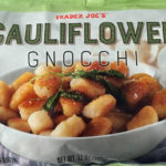 Trader Joe's Cauliflower Gnocchi