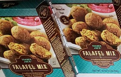 Trader Joe's Falafel Mix