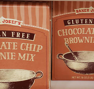 Trader Joe's Gluten-Free Chocolate Chip Brownie Mix