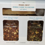 Trader Joe's Herbal Loose Tea Blends with Infuser