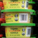 Trader Joe's Organic Spicy Avocado Hummus