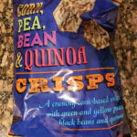 Trader Joe's Corn, Bean, Pea, and Quinoa Crisps