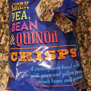 Trader Joe's Corn, Bean, Pea, and Quinoa Crisps