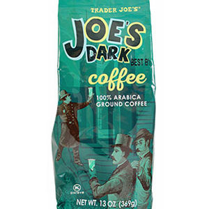 Trader Joe's Dark Coffee