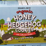 Trader Joe's Organic Honey Hedgehog Cookies