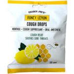 Trader Joe's Honey Lemon Cough Drops
