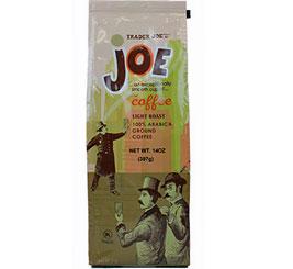 Trader Joe's Light Roast Joe Coffee