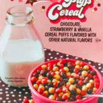 Trader Joe's Trader Joe's Neapolitan Puffs Cereal