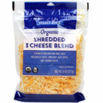 Trader Joe's Organic Shredded 3 Cheese Blend
