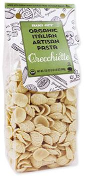 Trader Joe's Orecchiete Pasta