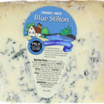 Trader Joe's Blue Stilton Cheese