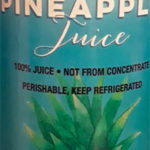 Trader Joe's Cold-Pressed Pineapple Juice