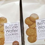 Trader Joe's Benne Wafer Cookies