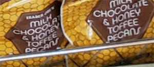 Trader Joe's Milk Chocolate Toffee Honey Pecans