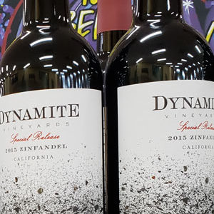 Dynamite Vineyards California Zinfandel Wine