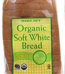 Trader Joe's Organic Soft White Bread