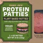 Trader Joe's Protein Patties