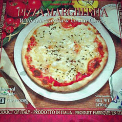 Trader Joe's Margherita Pizza