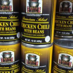 Trader Joe's Chicken Chili