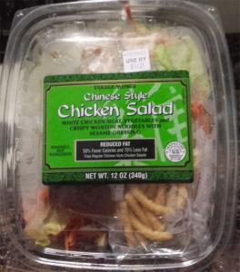 Trader Joe's Chinese Style Chicken Salad