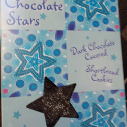 Trader Joe's Dark Chocolate Stars