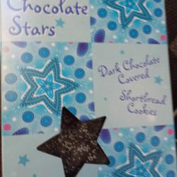 Trader Joe's Dark Chocolate Stars