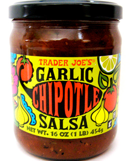 Trader Joe's Garlic Chipotle Salsa