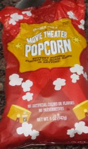 Trader Joe's Movie Theater Popcorn