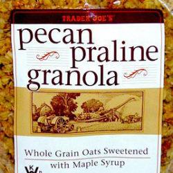 Trader Joe's Pecan Praline Granola