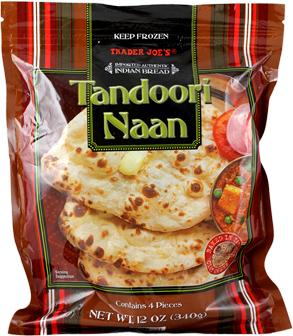 Trader Joe's Tandoori Naan