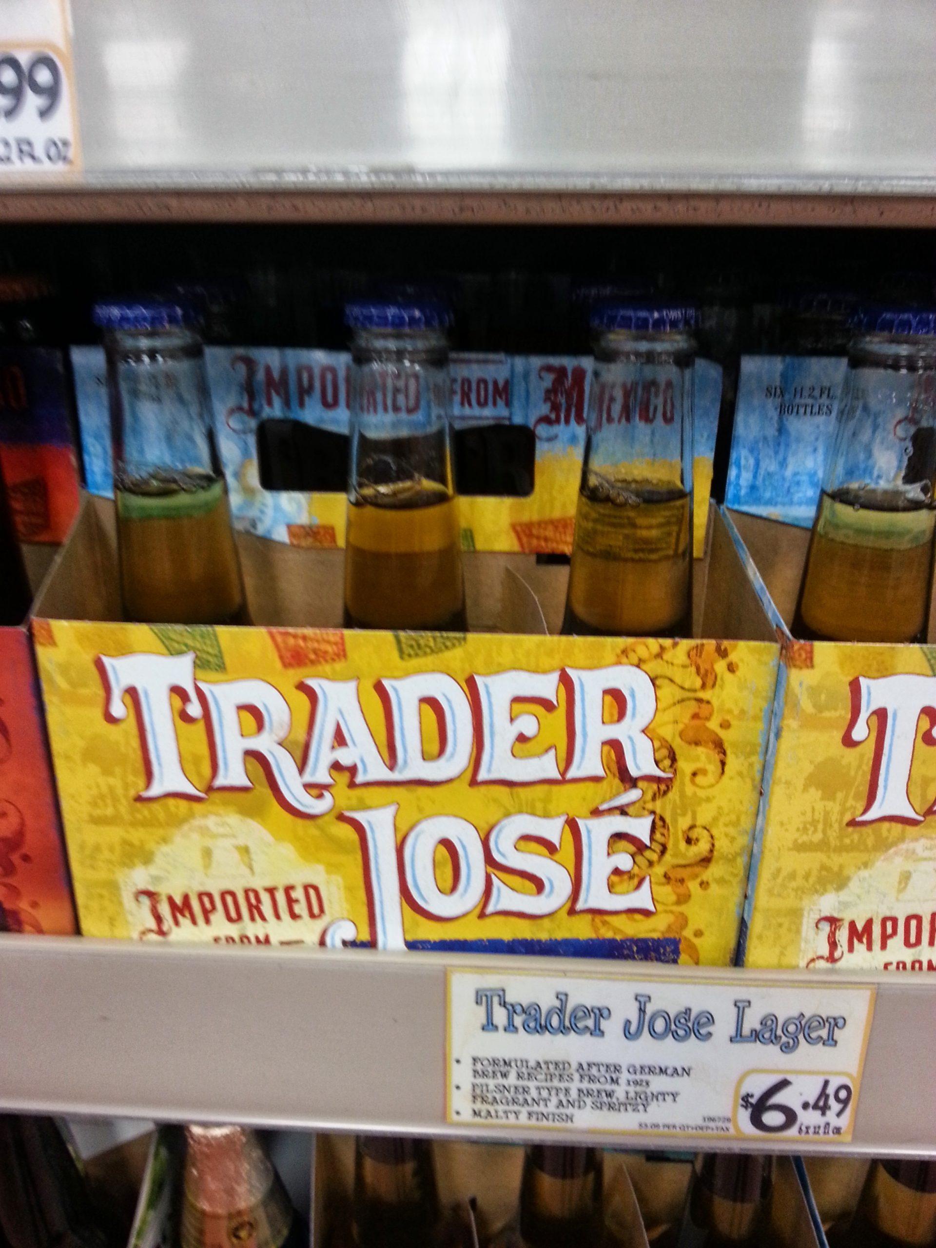Trader Jose Lager Review