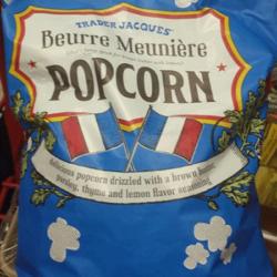 Trader Joe's Beurre Meuniere Popcorn