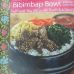 Trader Joe's Bibimbap Bowl