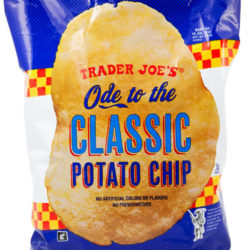 Trader Joe's Classic Potato Chips