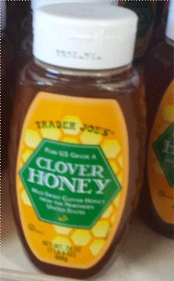 Trader Joe's Clover Honey