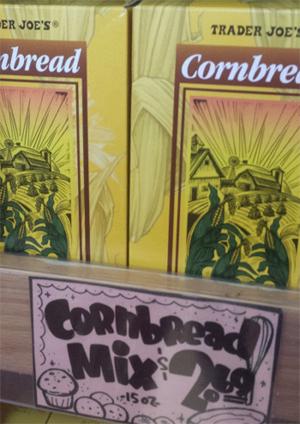 Trader Joe's Cornbread Mix