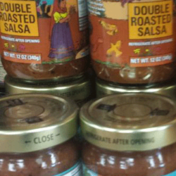 Trader Joe's Double Roasted Salsa