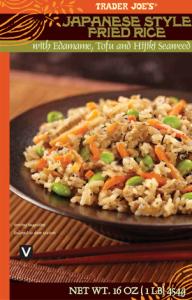 Trader Joe's Japanese Style Fried Rice