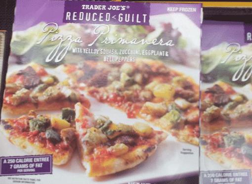 Trader Joe's Pizza Primavera