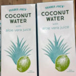 Trader Joe's Coconut Water With Aloe Vera Juice