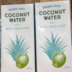Trader Joe's Coconut Water With Aloe Vera Juice