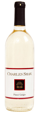 Trader Joe's Charles Shaw Pinot Grigio
