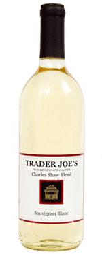 Trader Joe's Charles Shaw Sauvignon Blanc